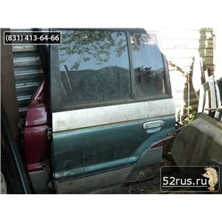 Дверь Задняя Левая Для Mitsubishi Pajero (Паджеро) 2, II