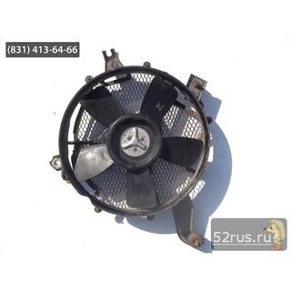 Вентилятор Охлаждения Двигателя Для Mitsubishi Pajero (Паджеро) 2, II