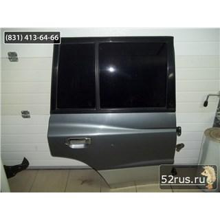 Дверь Задняя Правая Для Mitsubishi Pajero (Паджеро) 2, II